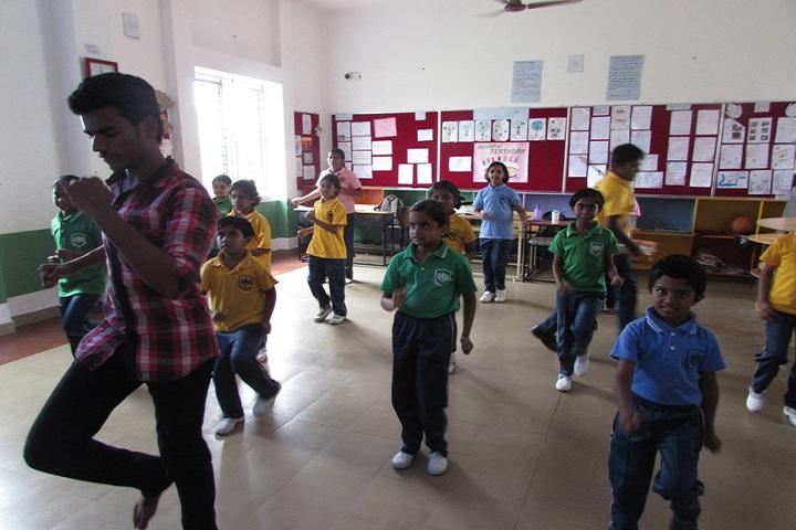 Frontline Millennium School-Events