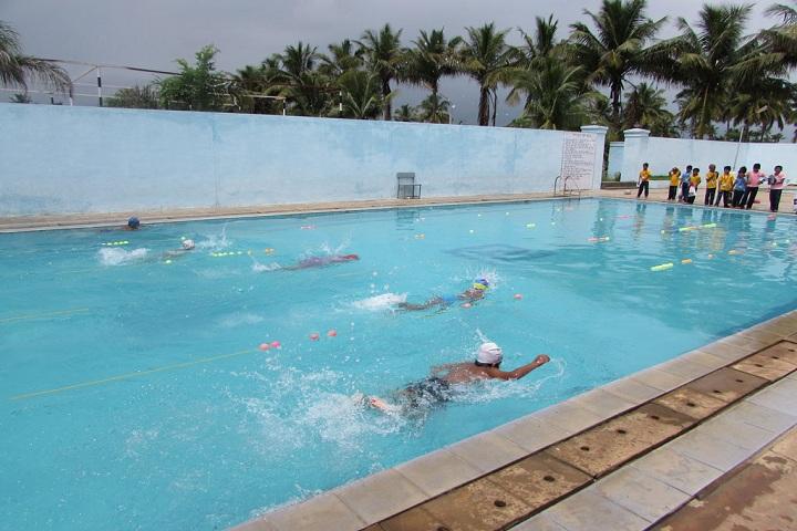 Frontline Millennium School-Swimming Pool