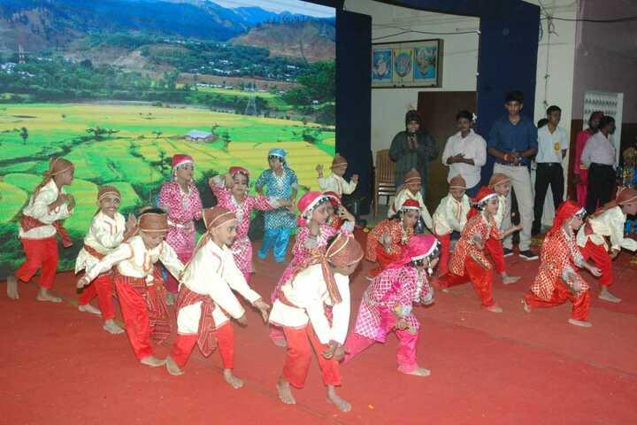 G R Thangamaligai Mahalakshmi Vivekananda Vidyalaya-Annual Day