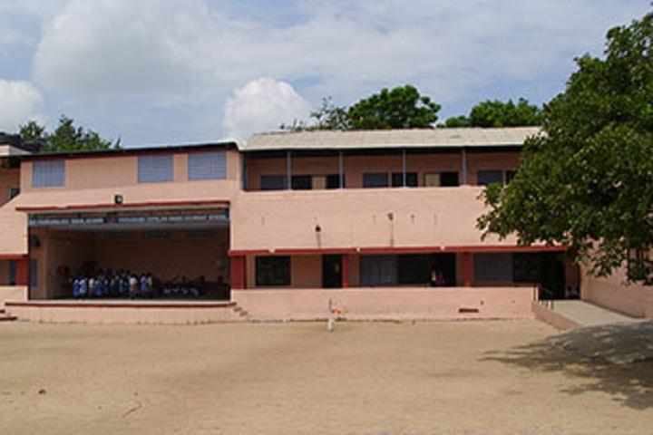 G R Thangamaligai Mahalakshmi Vivekananda Vidyalaya-Campus