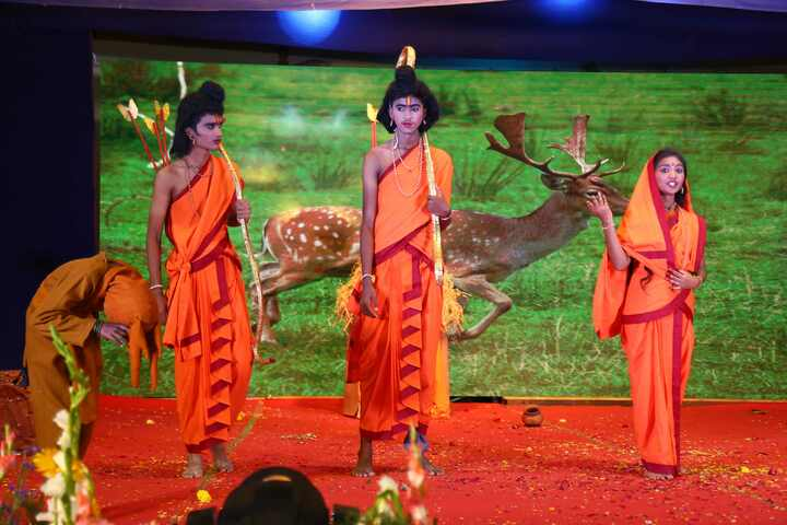 G R Thangamaligai Mahalakshmi Vivekananda Vidyalaya-Drama