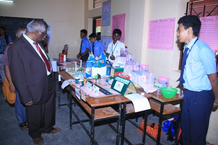 G R Thangamaligai Mahalakshmi Vivekananda Vidyalaya-Exhibition