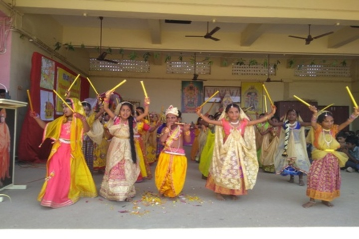 G R Thangamaligai Mahalakshmi Vivekananda Vidyalaya-Festival Celebration