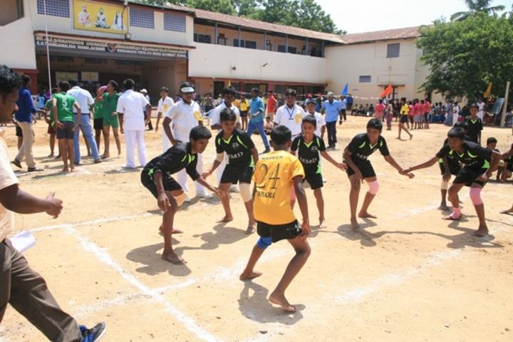 G R Thangamaligai Mahalakshmi Vivekananda Vidyalaya-Games