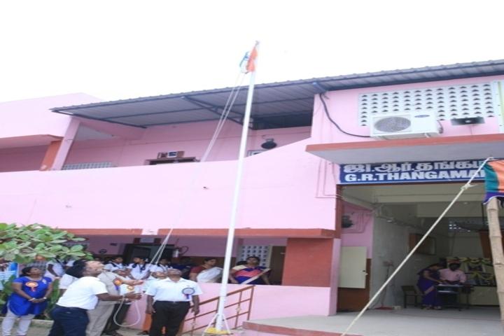 G R Thangamaligai Mahalakshmi Vivekananda Vidyalaya-Republic Day