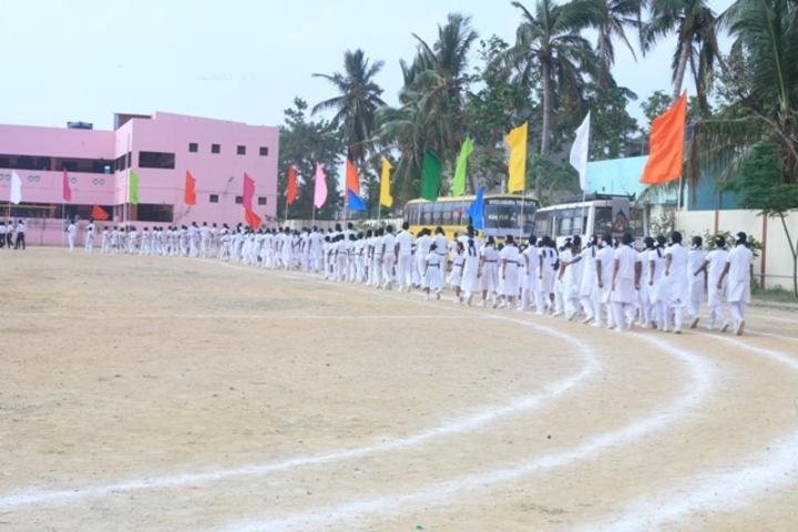 G R Thangamaligai Mahalakshmi Vivekananda Vidyalaya-Sports Day