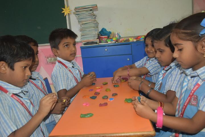 G.K Public School-Activity