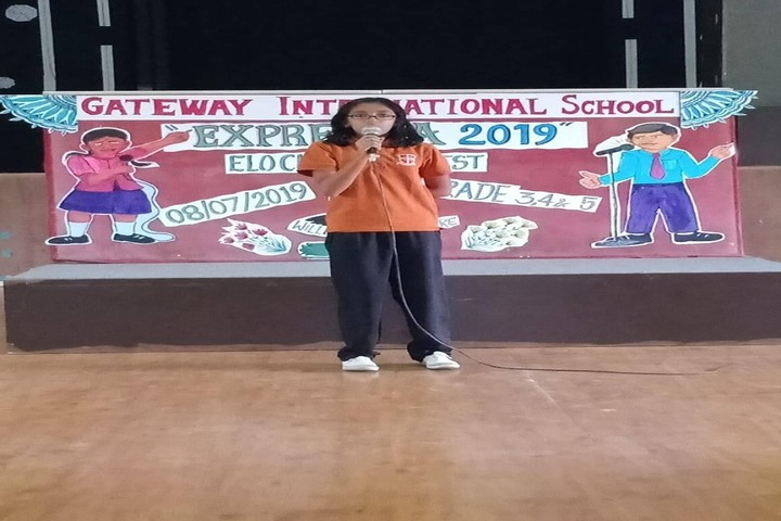 Gateway International School-Annual Day