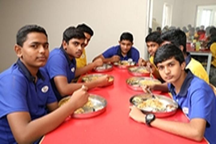 Gedee Public School-Cafeteria