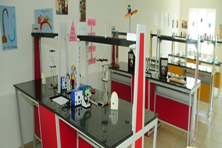 Gedee Public School-Chemistry Lab