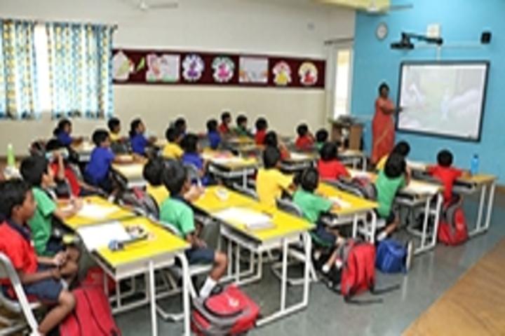 Gedee Public School-Classroom
