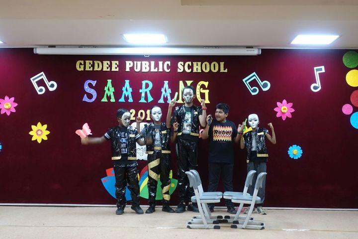 Gedee Public School-Events