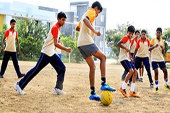 Gedee Public School-Sports