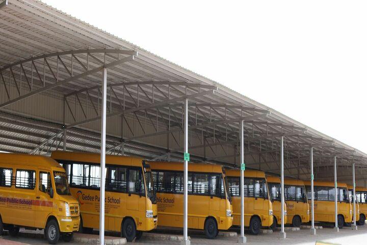 Gedee Public School-Transport