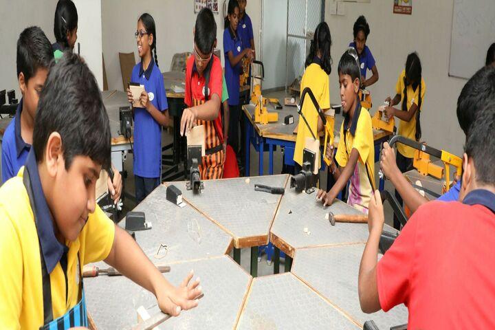 Gedee Public School-Workshop