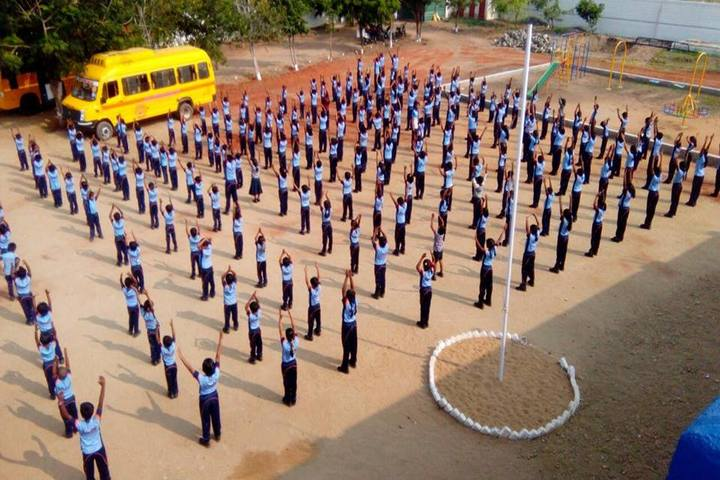 GEM International School-Assembly