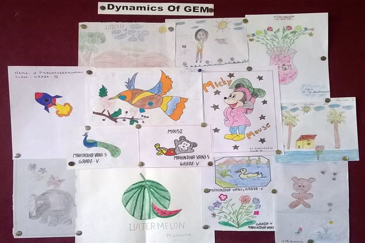 GEM International School-Drawing