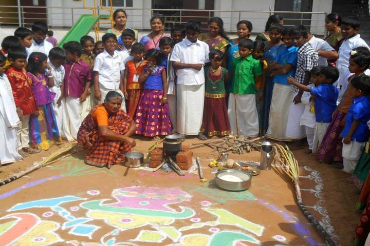 GEM International School-Festival Celebration