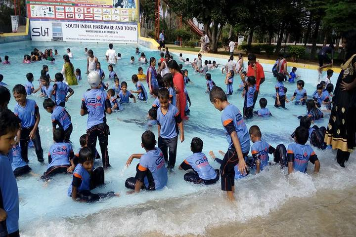 GEM International School-Swimming Pool