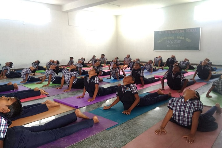 GEM International School-Yoga