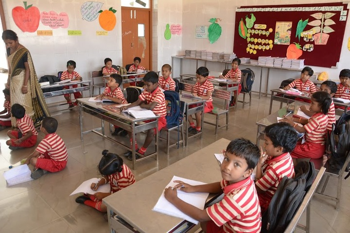 GET School of Excellence-Classroom