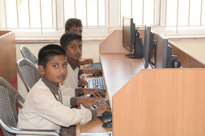 GET School of Excellence-Computer Lab
