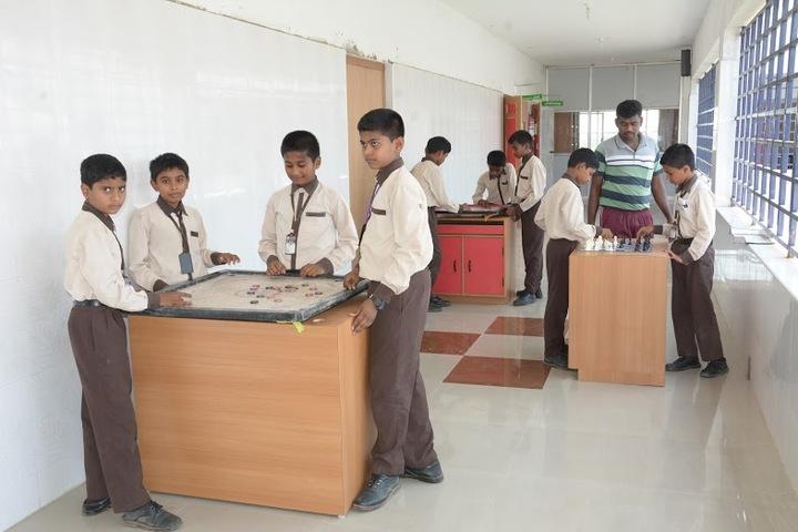 GET School of Excellence-Indoor Games
