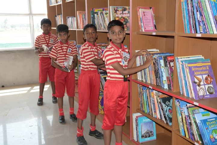 GET School of Excellence-Library