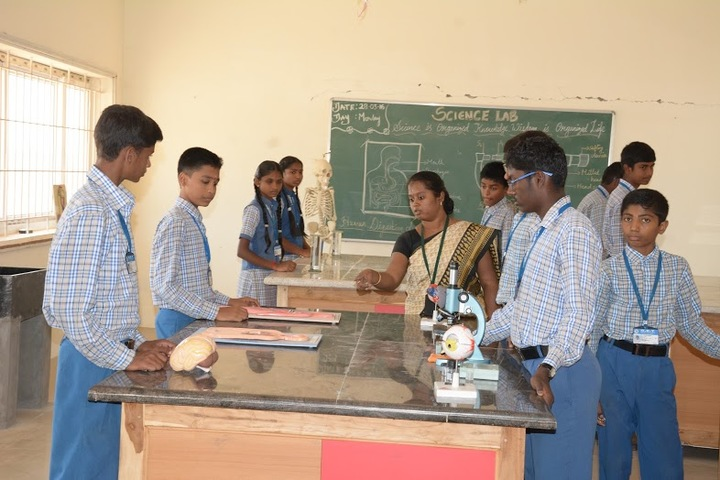 GET School of Excellence-Science Lab