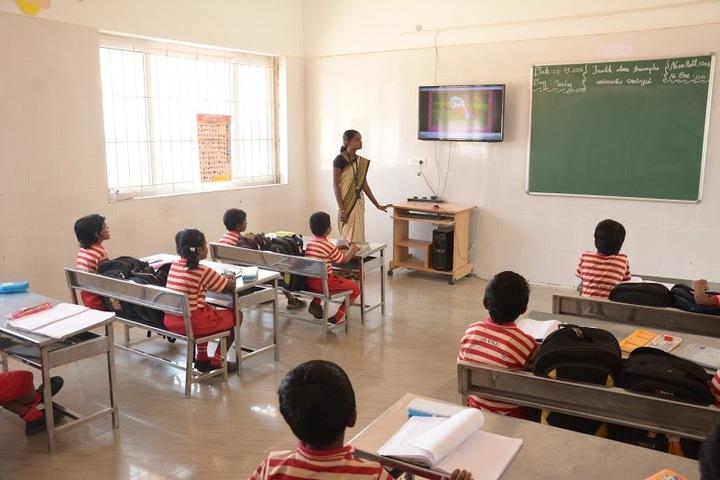 GET School of Excellence-Smart Classroom