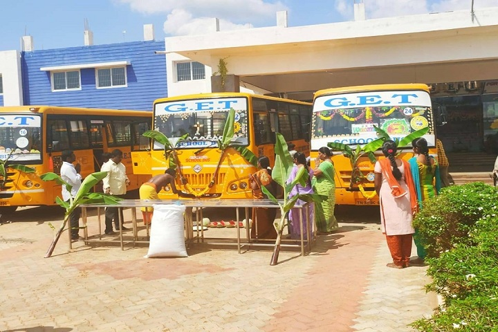 GET School of Excellence-Transport