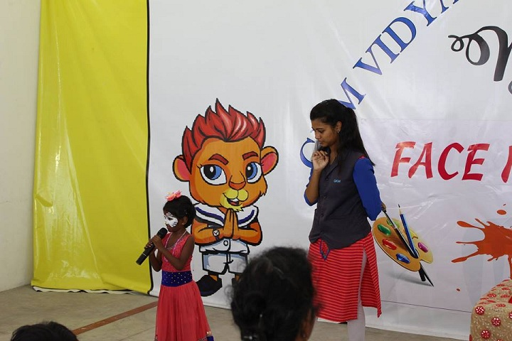 GKM Vidyashram-Child Activities