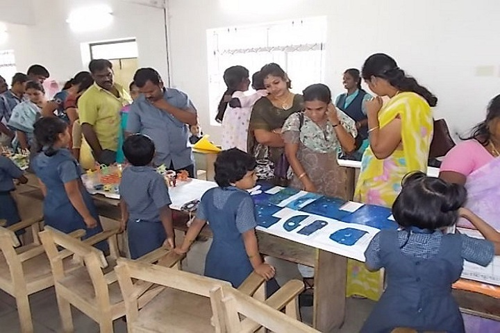 GKM Vidyashram-Science Exhibition