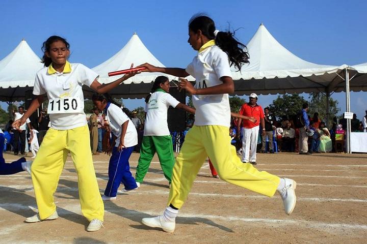 GKM Vidyashram-Sports