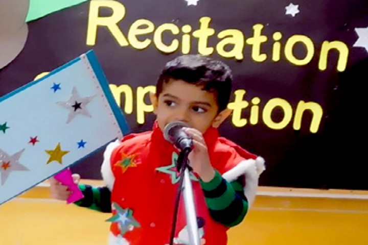 Glazebrooke Public School-Recitation Competition