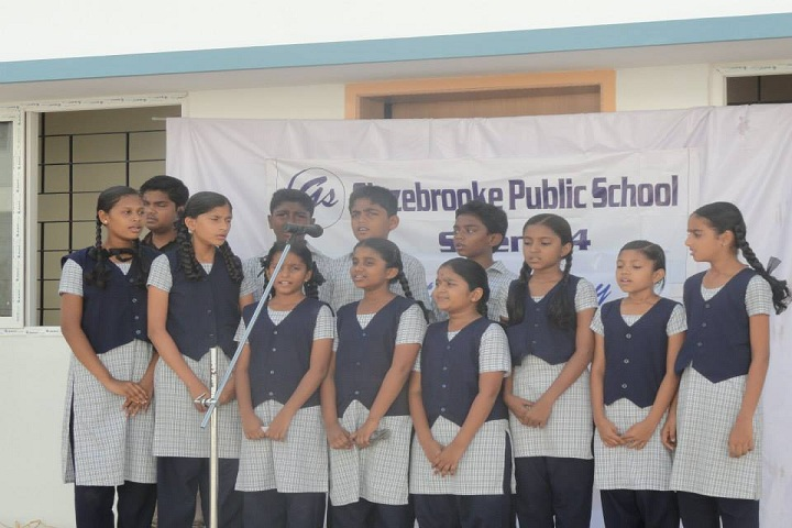 Glazebrooke Public School-Singing