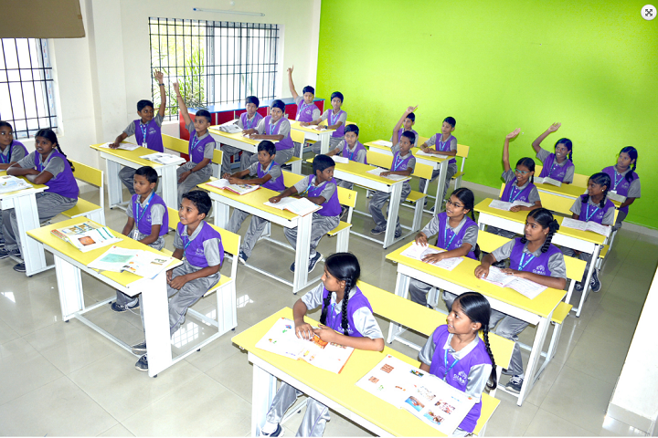 Global International School-Classroom