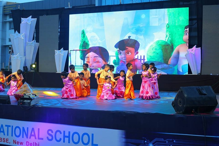 Global International School-Dance