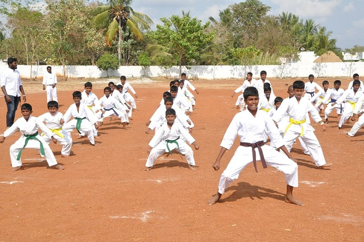 Global International School-Karate