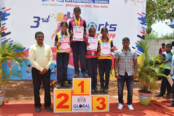Global International School-Sports winner