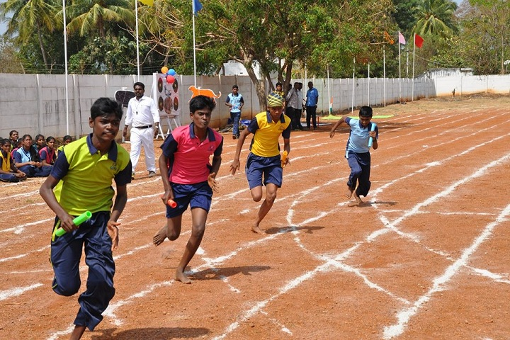 Global International School-Sports