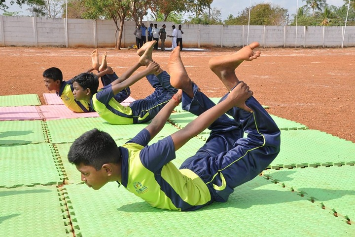 Global International School-Yoga