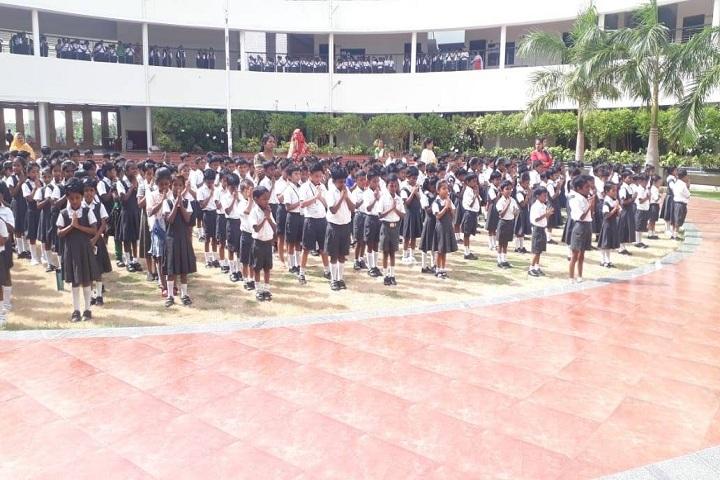 Global Public School-Assembly
