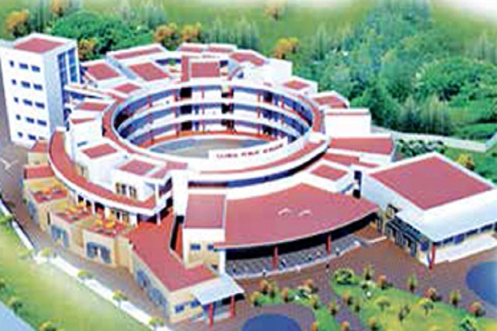 Global Public School-Campus View