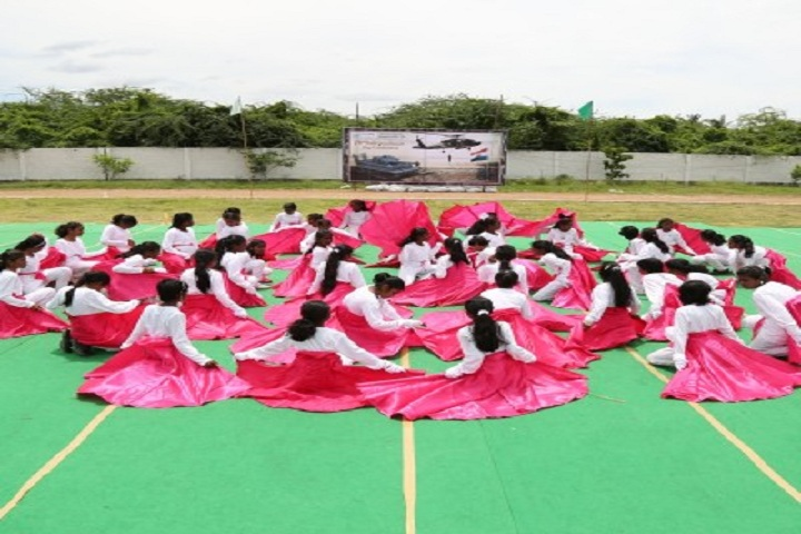 Global Public School-Dance