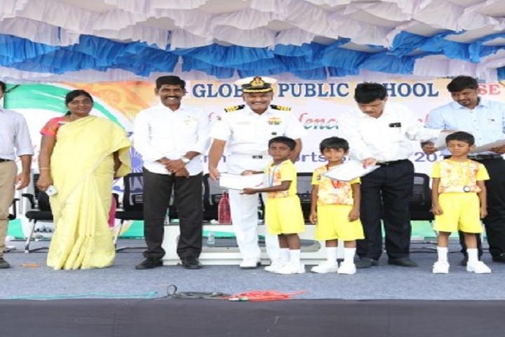 Global Public School-Prizes