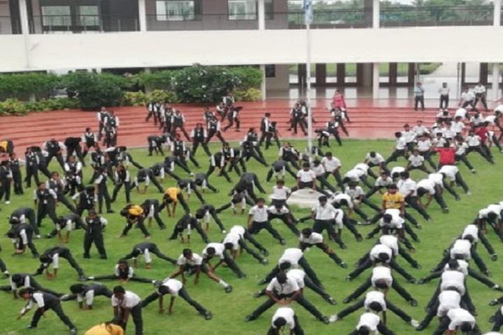 Global Public School-Yoga