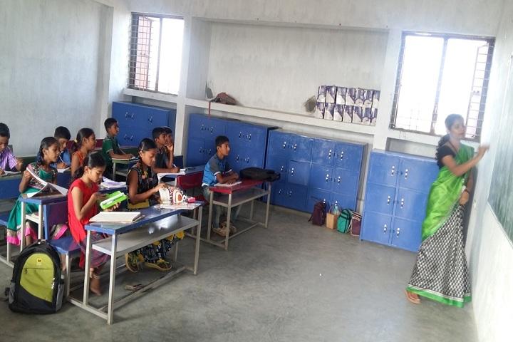 Bheeram Sreedhar Reddy International School-Classroom