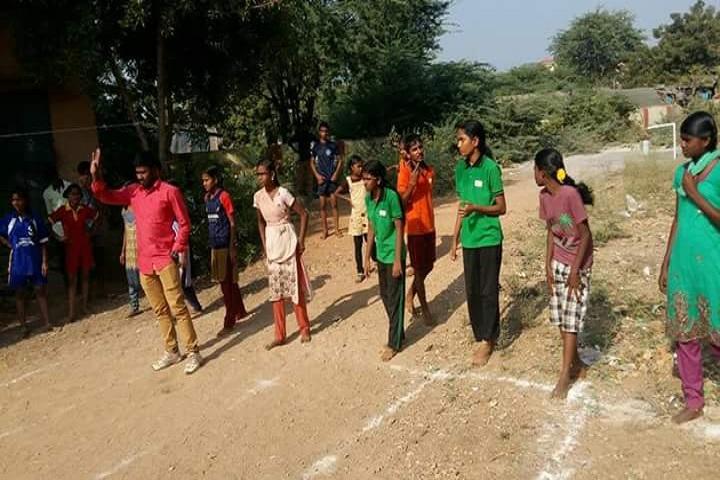 Bheeram Sreedhar Reddy International School-Games