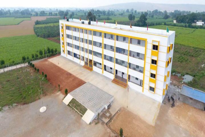 Bheeram Sreedhar Reddy International School-Campus View